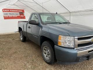 Used 2011 Chevrolet Silverado 1500 LS 2WD 45,000 original kilometers, one owner. Call/Text 519-732-7478 for sale in Brantford, ON