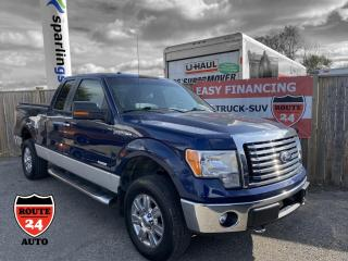 Used 2011 Ford F-150 XLT XTR Gorgeous, XLT, XTR,4x4, new tires, call/text 519-732-7478 for sale in Brantford, ON