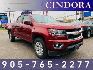 Used 2017 Chevrolet Colorado LT, AWD, Remote Start for sale in Caledonia, ON