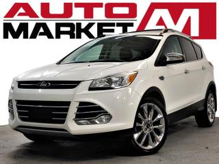 Used 2014 Ford Escape SE 4WD AWD, ALLOY WHEELS, LEATHER SEATS, WE APPROVE ALL CREDIT!!! for sale in Guelph, ON