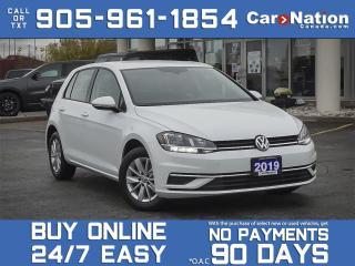 Used 2019 Volkswagen Golf Comfortline 5-door| SOLD | SOLD | SOLD | for sale in Burlington, ON