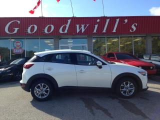 Used 2019 Mazda CX-3 GS! CLEAN CARFAX! CAM! SUNROOF! HEATED SEATS! for sale in Aylmer, ON