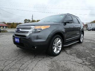 Used 2015 Ford Explorer XLT | Heated Seats | Power Lift Gate | Back Up Cam for sale in Essex, ON