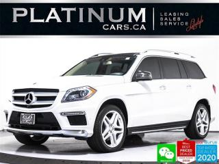 Used 2015 Mercedes-Benz GL-Class GL350d, BlueTEC, DIESEL, 7 PASS, NAV, CAM, PANO for sale in Toronto, ON