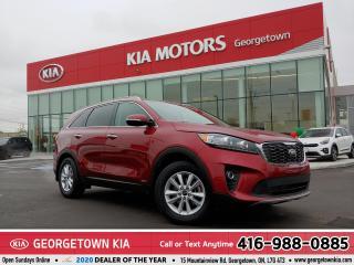 Used 2019 Kia Sorento EX 2.4 | AWD | 7 PASS | LTHR | B/U CAM | 49,409 KM for sale in Georgetown, ON