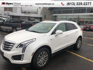 Used 2018 Cadillac XT5 Luxury AWD  LUXURY, AWD, SUNROOF, REAR CAMERA, LOADED for sale in Ottawa, ON