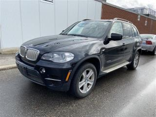 Used 2011 BMW X5 xDrive35d DIESEL, AWD, NAV, PANO, CAM, HEATED, KEY for sale in Toronto, ON