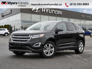 Used 2016 Ford Edge SEL  - $153 B/W - Low Mileage for sale in Kanata, ON