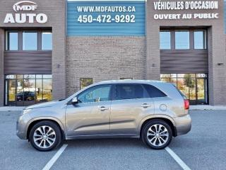 Used 2014 Kia Sorento Traction intégrale 4 portes, V6 boîte au for sale in St-Eustache, QC