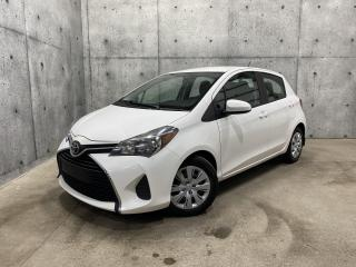 Used 2016 Toyota Yaris LE AUTOMATIQUE 5 PORTES A/C for sale in St-Nicolas, QC