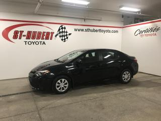 Used 2016 Toyota Corolla Auto CE, AIR for sale in St-Hubert, QC