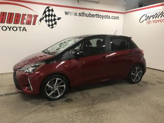 Used 2018 Toyota Yaris SE Auto, MAGS for sale in St-Hubert, QC