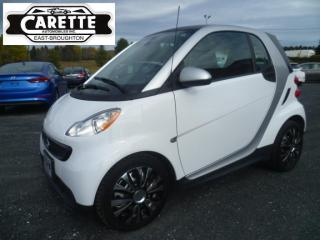 Used 2015 Smart fortwo Gps-Cuir for sale in East broughton, QC