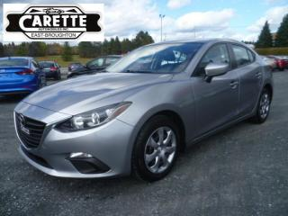 Used 2016 Mazda MAZDA3 for sale in East broughton, QC
