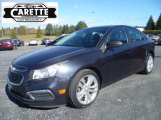 Used 2015 Chevrolet Cruze for sale in East broughton, QC