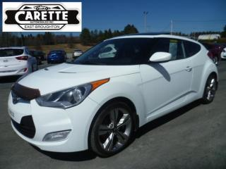 Used 2013 Hyundai Veloster Tech Cuir-Toit-Gps for sale in East broughton, QC