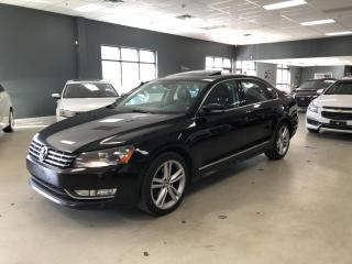 Used 2015 Volkswagen Passat 1.8T*HIGHLINE*NAVIGATION*CERTIFIED*REAR VIEW CAMER for sale in North York, ON