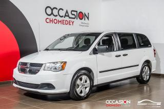 Used 2014 Dodge Grand Caravan SXT STOWN GO+AIR+GR/ELECT+CRUISE for sale in Laval, QC