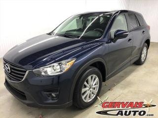 Used 2016 Mazda CX-5 GS 2.5 AWD GPS Toit Ouvrant Mags *Traction intégrale* for sale in Trois-Rivières, QC