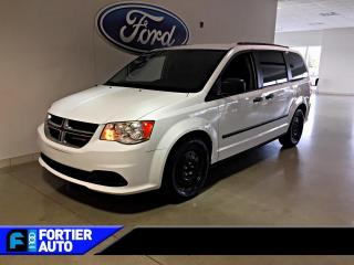 Used 2014 Dodge Grand Caravan Familiale 4 portes SE for sale in Montréal, QC