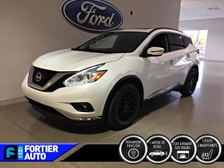 Used 2018 Nissan Murano SV TI for sale in Montréal, QC