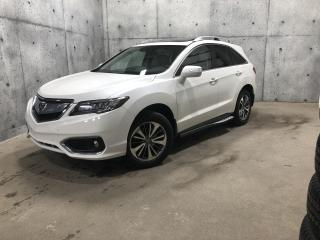 Used 2017 Acura RDX ELITE PACKAGE GPS TOIT ANGLE MORT FULL for sale in St-Nicolas, QC