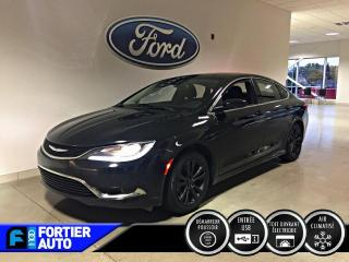 Used 2016 Chrysler 200 Berline 4 portes Limited, traction avant for sale in Montréal, QC