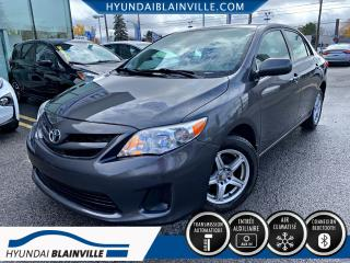 Used 2013 Toyota Corolla CE A/C, INSPECTÉS EN 120 POINTS for sale in Blainville, QC