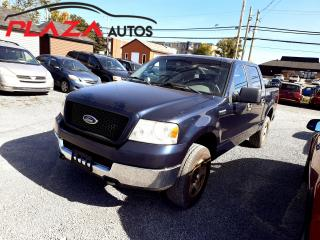 Used 2005 Ford F-150 SuperCrew   XLT 4WD for sale in Beauport, QC