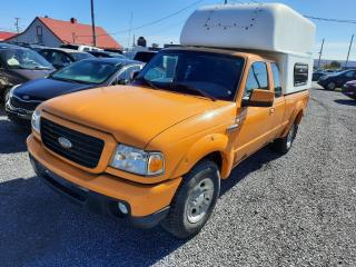Used 2008 Ford Ranger 2WD SuperCab  Sport for sale in Beauport, QC