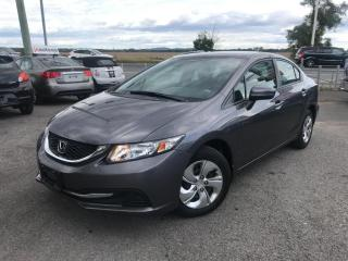 Used 2015 Honda Civic Lx automatique bas kilo for sale in Carignan, QC