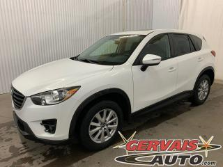 Used 2016 Mazda CX-5 GS 2.5 AWD GPS Toit ouvrant Caméra Mags *Traction intégrale* for sale in Trois-Rivières, QC
