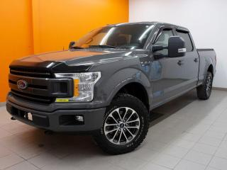 Used 2018 Ford F-150 XLT 4X4 CAMÉRA RECUL BLUETOOTH *GR. REMORQUAGE* for sale in St-Jérôme, QC
