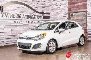 Used 2013 Kia Rio EX+SIEGE/CHAUFF+MAGS+GR ELECTRIQUE for sale in Laval, QC