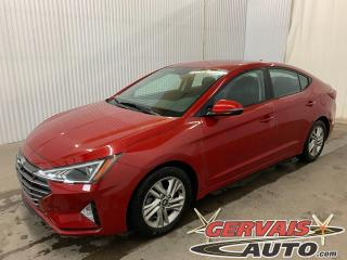 Used 2020 Hyundai Elantra Preferred Mags Caméra Volant Chauffant for sale in Trois-Rivières, QC