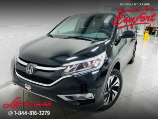 Used 2016 Honda CR-V Traction intégrale 5 portes tourisme for sale in Chicoutimi, QC