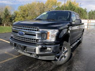 Used 2019 Ford F-150 XLT CREW 5.5-FT. 4WD for sale in Cayuga, ON