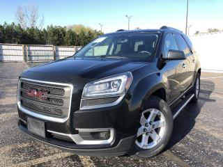 Used 2016 GMC Acadia SLE-1 AWD for sale in Cayuga, ON