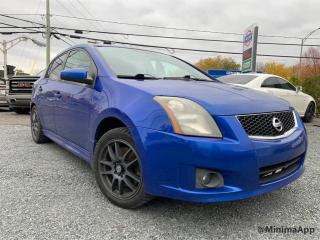 Used 2009 Nissan Sentra SE-R Spec V, 200hp for sale in Drummondville, QC