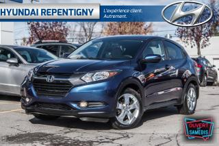 Used 2016 Honda HR-V 4WD 4dr CVT EX for sale in Repentigny, QC