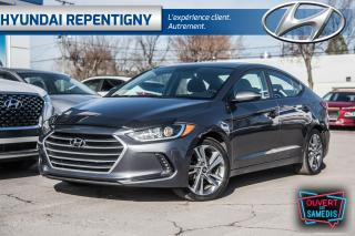 Used 2017 Hyundai Elantra 4dr Sdn Auto GLS TOIT OUVRANT SIEGES CHAUFF. MAGS for sale in Repentigny, QC