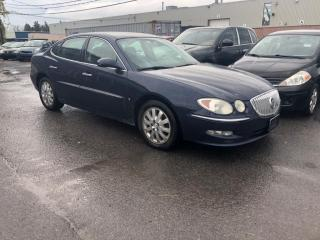 Used 2009 Buick Allure CXL for sale in Mirabel, QC
