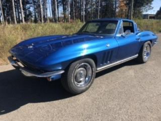 Used 1965 Chevrolet Corvette Stingray for sale in Mirabel, QC
