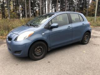 Used 2009 Toyota Yaris LE for sale in Mirabel, QC