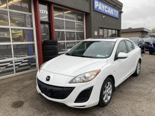 Used 2010 Mazda MAZDA3 GX for sale in Kitchener, ON