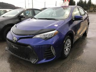 Used 2017 Toyota Corolla Berline 4 portes CVT SE for sale in Val-David, QC