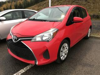 Used 2015 Toyota Yaris Hayon 5 portes, boîte automatique, LE for sale in Val-David, QC