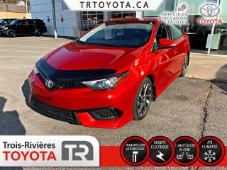 Used 2018 Toyota Corolla iM CVT for sale in Trois-Rivières, QC
