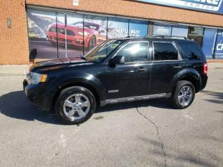 Used 2008 Ford Escape XLT for sale in Mississauga, ON