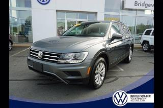Used 2019 Volkswagen Tiguan Trendline for sale in Hebbville, NS